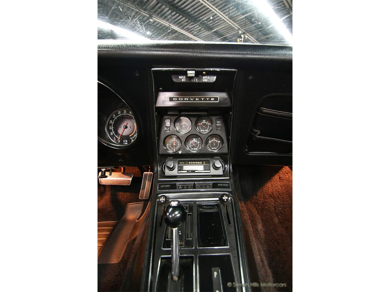 Large Picture of '71 Chevrolet Corvette located in Cincinnati Ohio - $27,900.00 - NN0A