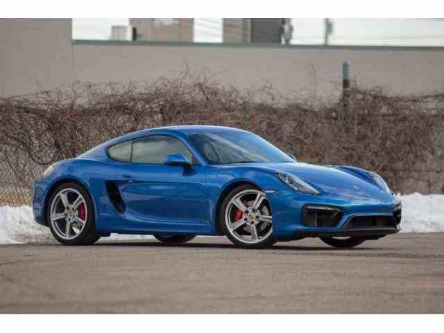 Picture of '15 Cayman - NKZN