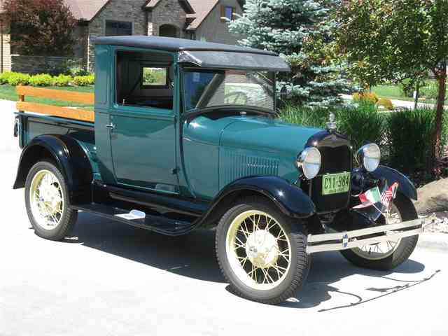 Picture of '29 Model A - NN0E