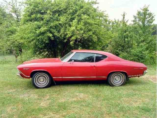 Picture of Classic '69 Chevrolet Chevelle Malibu - $16,500.00 Offered by a Private Seller - NN0L