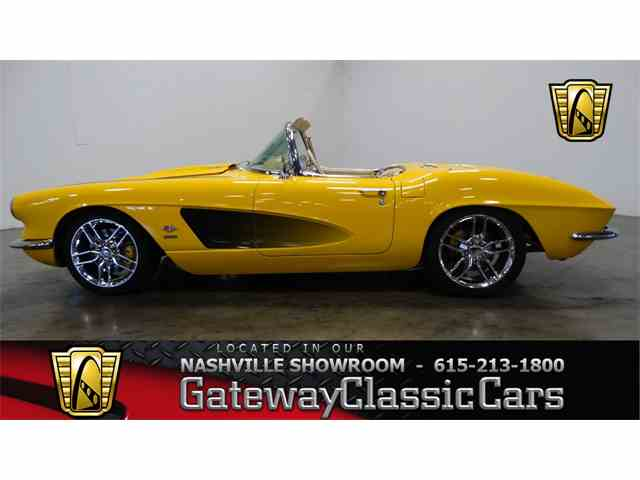 Picture of Classic '62 Chevrolet Corvette - $199,000.00 Offered by  - NN0P