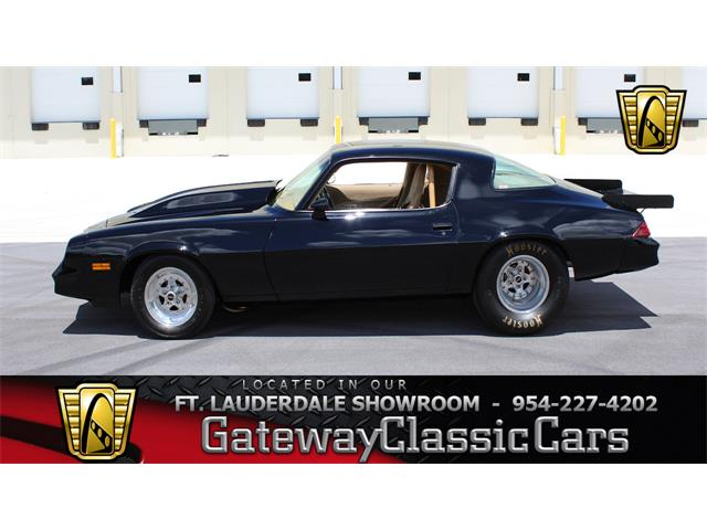 Picture of '78 Camaro located in Florida - $49,995.00 Offered by  - NN0Q