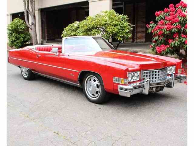 Picture of 1973 Eldorado located in Texas - $24,900.00 - NN0S