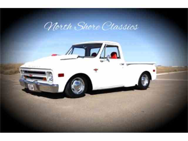 Picture of '68 C/K 10 located in Mundelein Illinois - NN0V