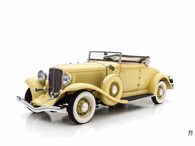 Picture of Classic '33 Auburn 8-105 Salon Cabriolet Offered by  - NN12