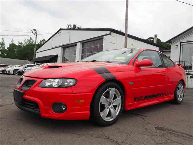 Picture of '05 GTO - NN1B