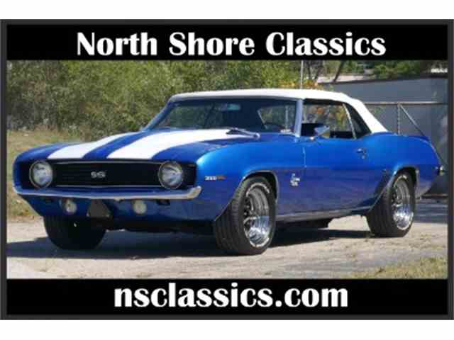 Picture of Classic '69 Camaro - $46,900.00 Offered by  - NN1D
