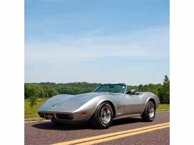 Picture of '74 Corvette - NN1F