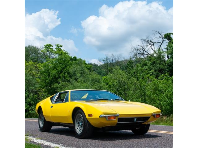 Picture of 1972 Pantera located in St. Louis Missouri Offered by  - NN1I