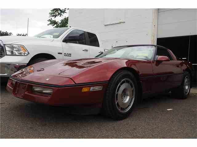 Picture of '87 Corvette - NN1R