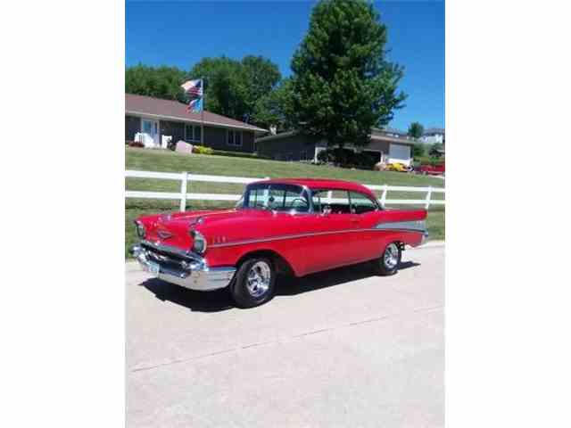 Picture of '57 Bel Air located in Cadillac Michigan Offered by  - NN1V