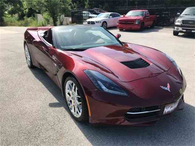 Picture of '16 Corvette - NN1Y