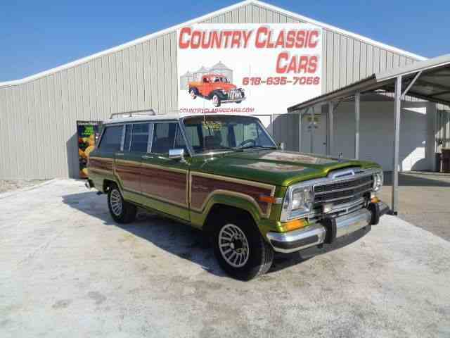 Picture of '88 Grand Wagoneer - NN1Z