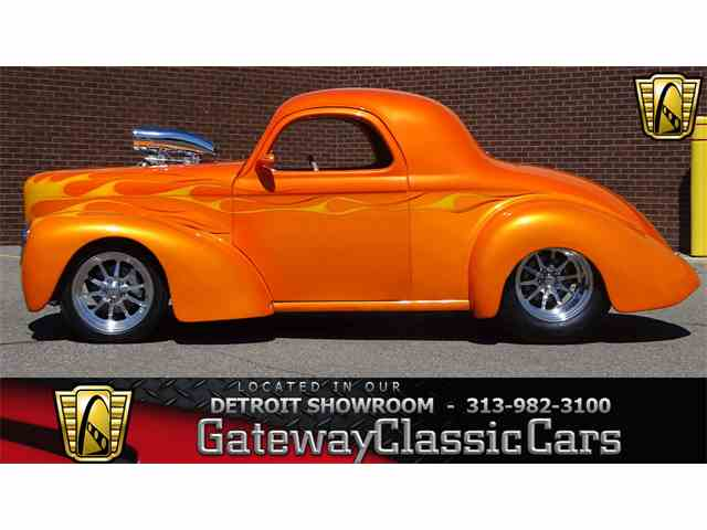 Picture of '41 Willys Coupe located in Dearborn Michigan - $115,000.00 - NN25