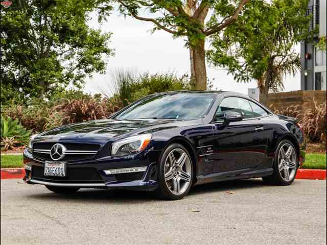 Picture of '13 Mercedes-Benz SL-Class located in California Offered by  - NN26