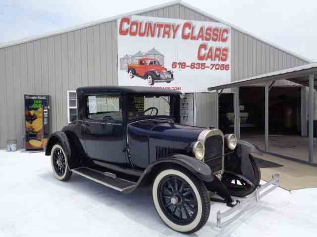 Picture of '27 Dodge Brothers Sedan - $14,550.00 Offered by  - NN27