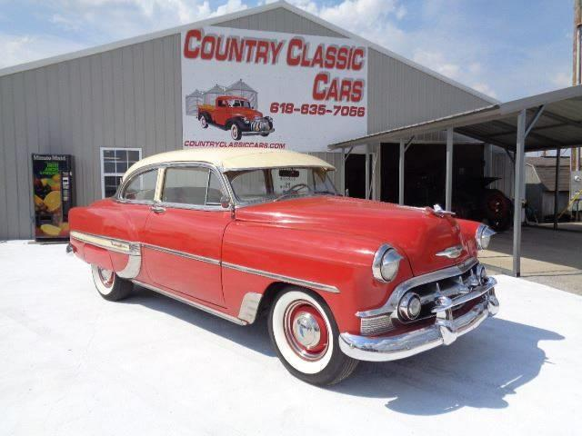 Picture of Classic '53 Bel Air located in Illinois - NN2J