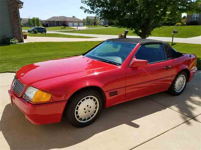 Picture of '92 SL500 - NKZV