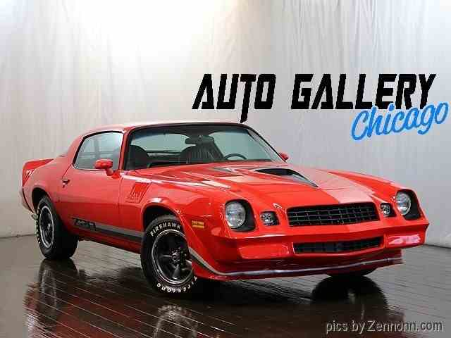 Picture of '79 Chevrolet Camaro located in Addison Illinois - $19,990.00 Offered by  - NN2M