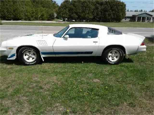 Picture of 1979 Chevrolet Camaro - NN2O