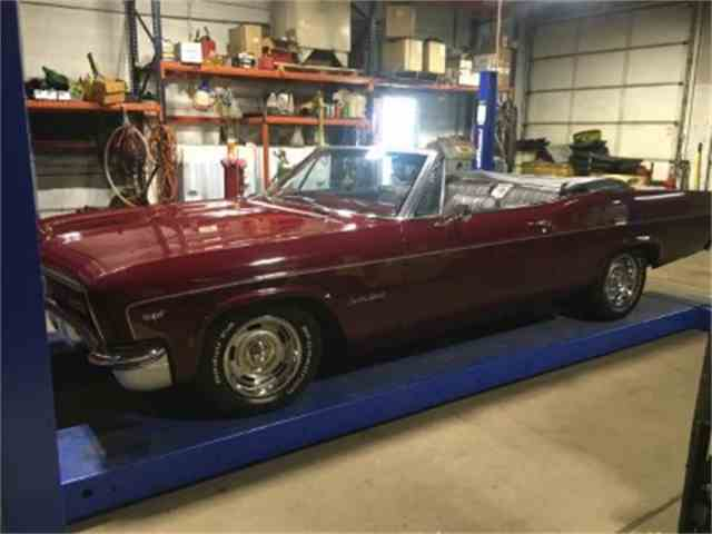 Picture of Classic 1966 Chevrolet Impala located in Illinois - $19,995.00 - NKSE