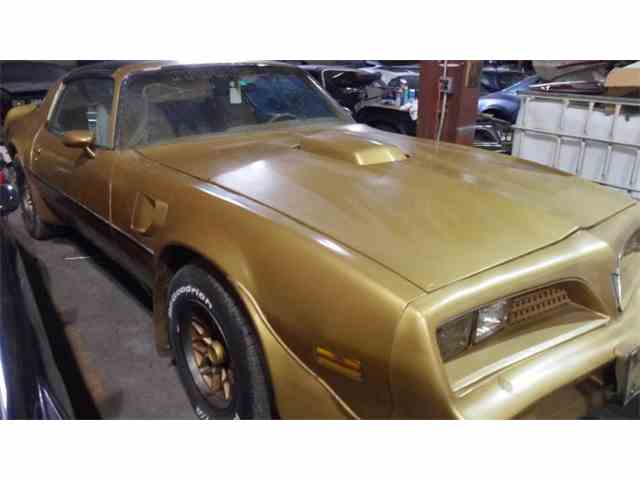 Picture of 1978 Firebird Trans Am located in Cadillac Michigan - $8,395.00 - NN2Z