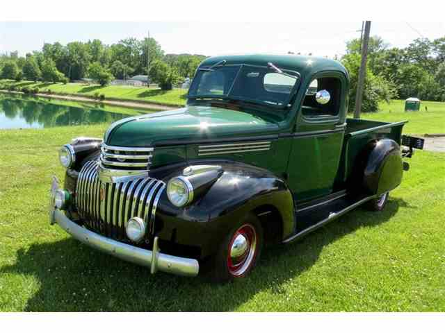 Picture of Classic '46 Chevrolet Pickup Offered by  - NN3A