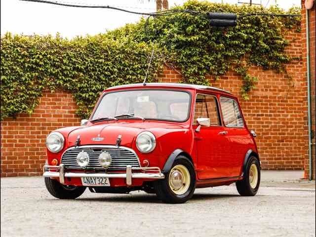 Picture of Classic '67 Mini Cooper located in California Offered by  - NN3F