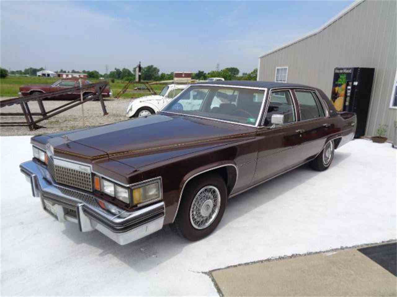 1979 Cadillac DeVille for Sale | ClassicCars.com | CC-1103020