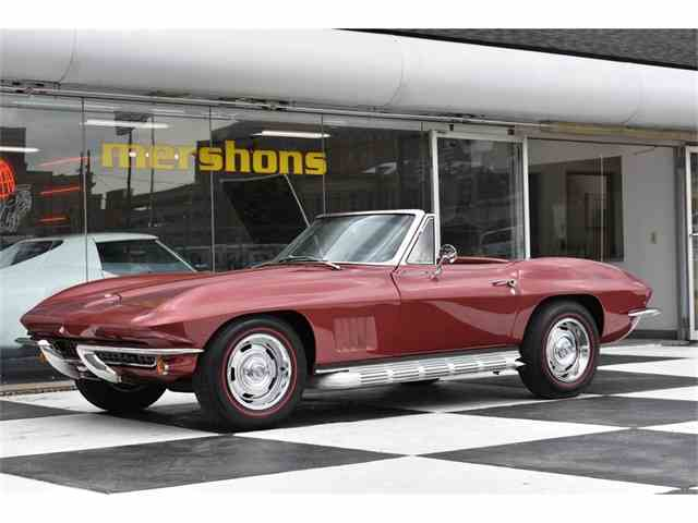Picture of Classic '67 Chevrolet Corvette - NN3K