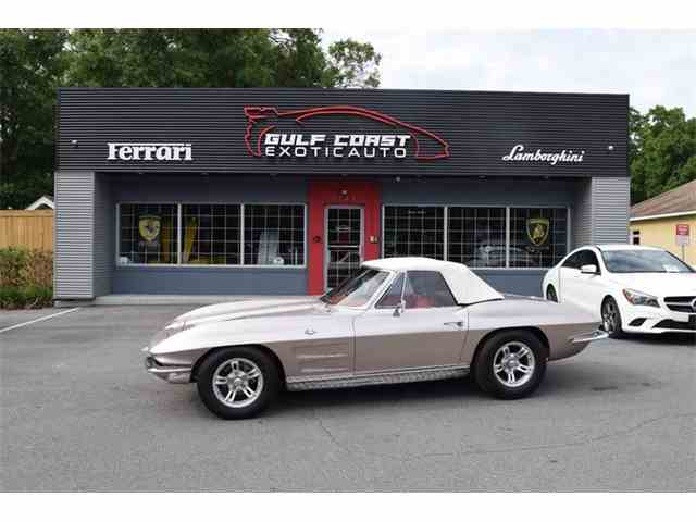 Picture of '63 Chevrolet Corvette located in Mississippi - $46,900.00 - NN46