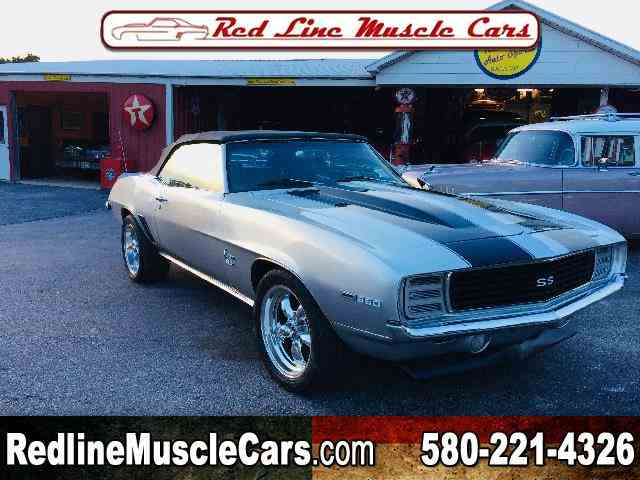 Picture of '69 Chevrolet Camaro RS located in Wilson Oklahoma - $47,900.00 Offered by  - NN47