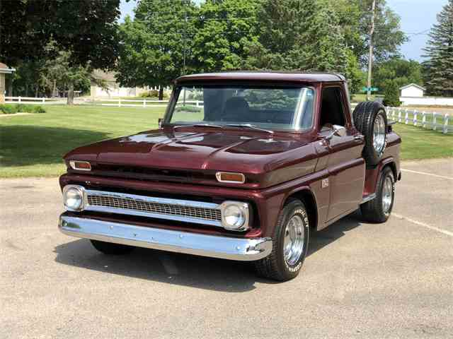 Picture of '66 C10 - NN4A