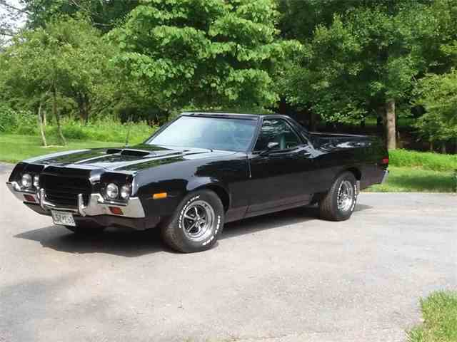 Picture of 1972 Ford Ranchero located in Maryland - $17,900.00 - NN4B