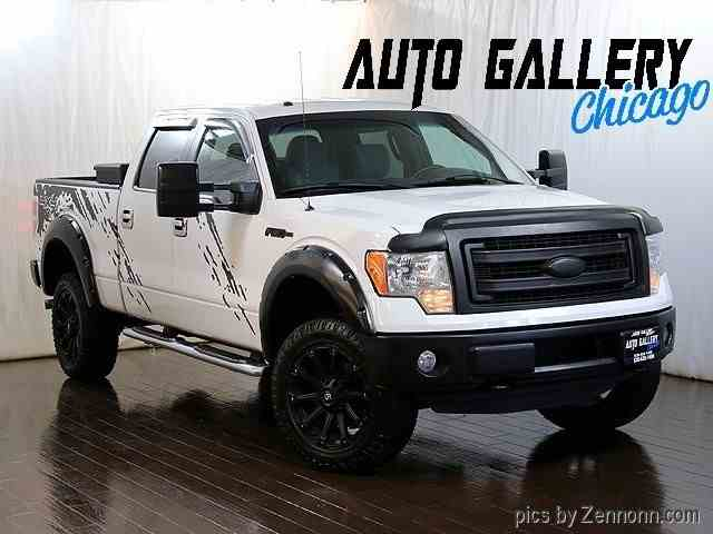 Picture of '14 Ford F150 located in Addison Illinois Offered by  - NN4C