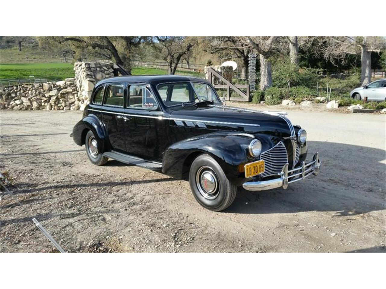 Large Picture of '40 Sedan - NN4H
