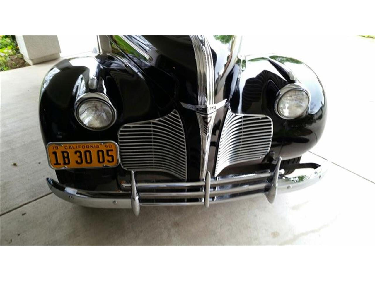 Large Picture of 1940 Pontiac Sedan located in California Offered by Classic Car Guy - NN4H