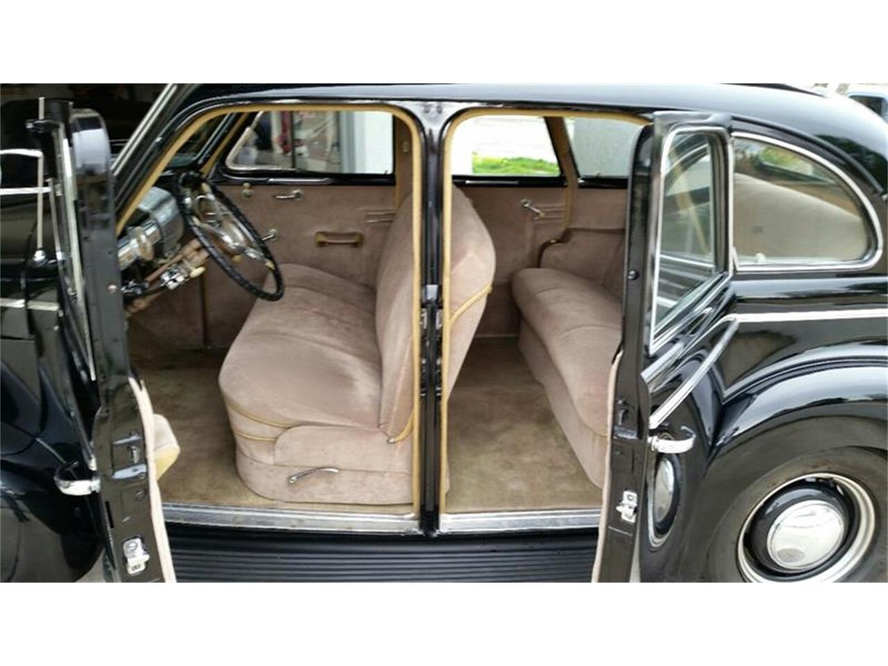 Large Picture of '40 Sedan located in California Offered by Classic Car Guy - NN4H