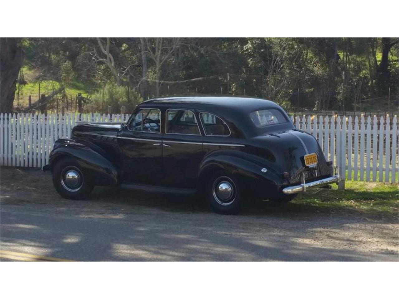 Large Picture of '40 Sedan - NN4H