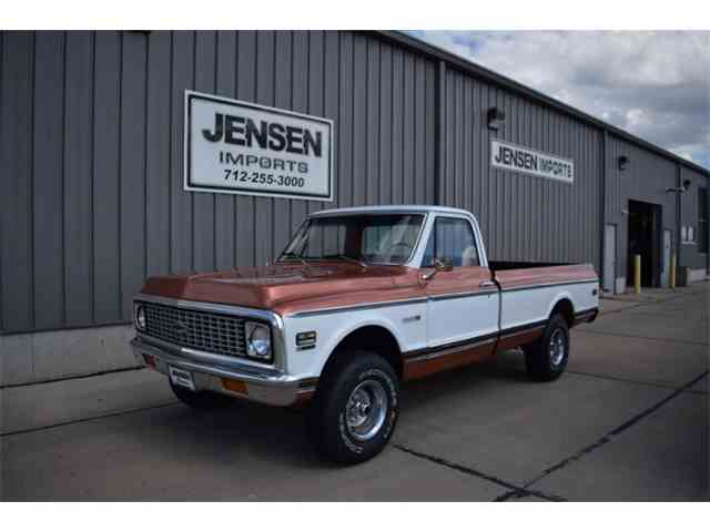 Picture of 1972 Chevrolet K-10 - NN4L