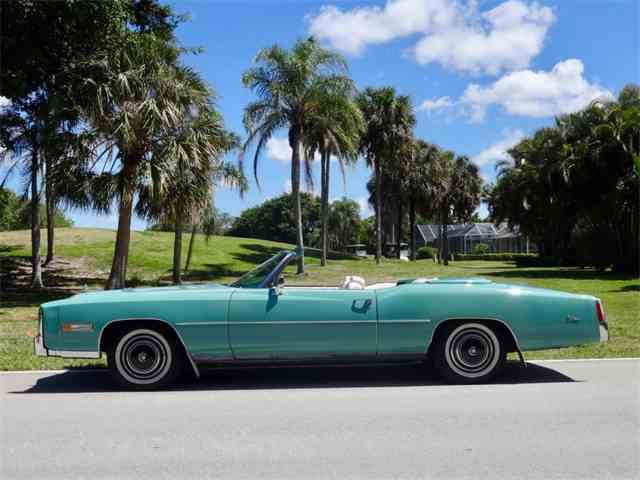 Picture of 1976 Cadillac Eldorado located in Delray Beach Florida - NN4T