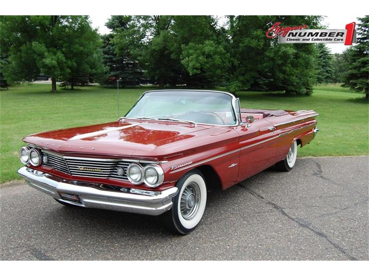 Large Picture Of Clic 60 Pontiac Bonneville Located In Minnesota 59 995 00 Nn56