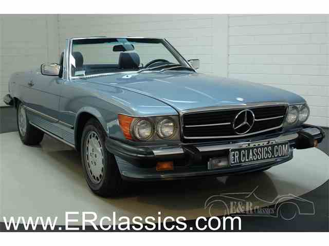 Picture of '88 560SL - NN5H