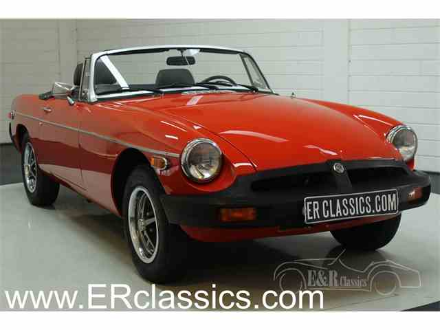 Picture of '77 MGB located in Noord-Brabant - NN5I