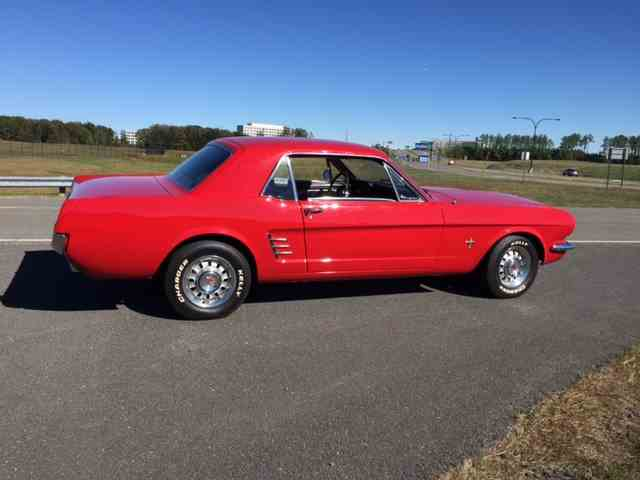Picture of 1966 Mustang - $17,000.00 Offered by a Private Seller - NN5K