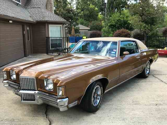 Picture of Classic '71 Pontiac Grand Prix Offered by a Private Seller - NN5T