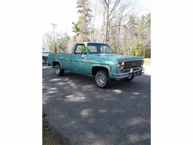 Picture of '77 Chevrolet C10 located in Michigan - $25,000.00 Offered by a Private Seller - NN64