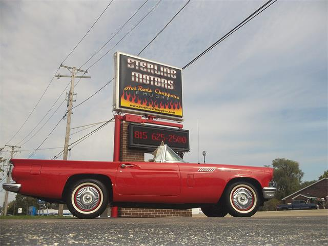 Picture of Classic '57 Ford Thunderbird located in Sterling Illinois - NN67