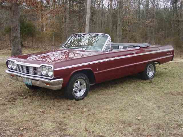 Picture of '64 Chevrolet Impala SS - NN68