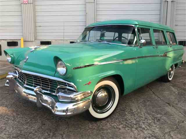 Picture of '56 Ford Country Sedan located in Texas - $32,000.00 Offered by  - NN69